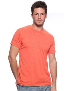 Royal Apparel Mens 65/35 Heather Tee