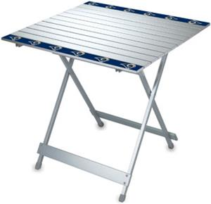 Picnic Time NFL St. Louis Rams Travel Table