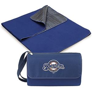 Picnic Time MLB Milwaukee Brewers Outdoor Blanket