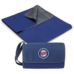 Picnic Time MLB Minnesota Twins Outdoor Blanket