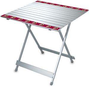 Picnic Time NFL Washington Redskins Travel Table