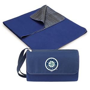 Picnic Time MLB Seattle Mariners Outdoor Blanket