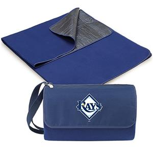 Picnic Time MLB Tampa Bay Rays Outdoor Blanket