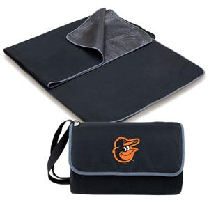 Picnic Time MLB Baltimore Orioles Outdoor Blanket