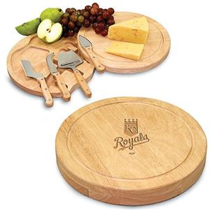 Picnic Time MLB Kansas City Royals Cutting Board