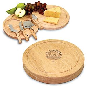 Picnic Time MLB New York Mets Circo Cutting Board