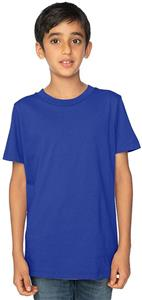 Royal Apparel Youth Unisex Organic Crew Tee