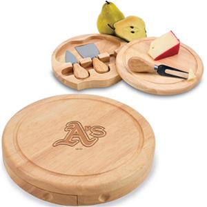 Picnic Time MLB Oakland Athletics Cutting Board