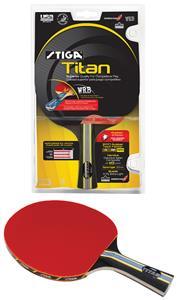Escalade Sports Stiga Titan Table Tennis Rackets