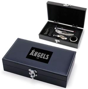 Picnic Time MLB Los Angeles Angels Syrah Wine Set
