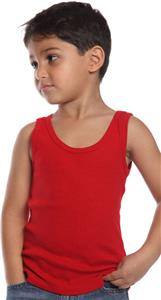 Royal Apparel Toddler Unisex 2x1 Rib Tank Top