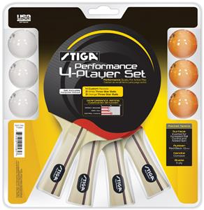 Escalade Sports Stiga Performance Table Tennis Set