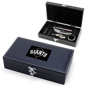 Picnic Time MLB San Francisco Giants Wine Box Set