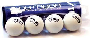 Escalade Sports Stiga Outdoor Table Tennis Balls