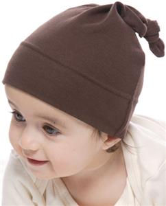 Royal Apparel Organic Infant Baby Rib Hat