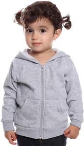 Royal Apparel Infant Full Zip Hooded Sweatshirt