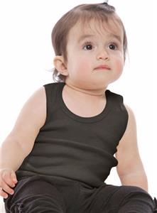 Royal Apparel 2x1 Rib Organic Infant Tank Top