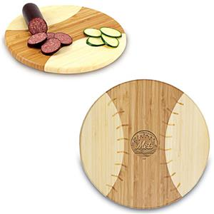 Picnic Time MLB New York Mets Cutting Board