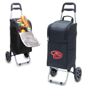 Picnic Time MLB Arizona Diamondbacks Cart Cooler