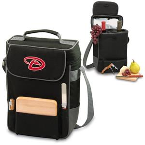 Picnic Time MLB Arizona Diamondbacks Wine Tote