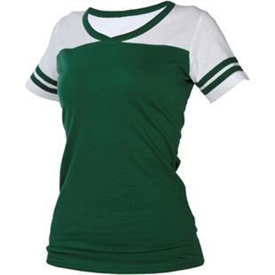 Boxercraft Women's & Girl's Powder Puff T-Shirts