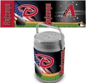 Picnic Time MLB Arizona Diamondbacks Can Cooler