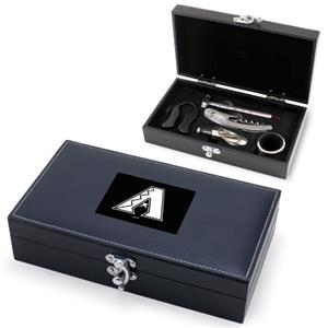 Picnic Time MLB Arizona Diamondbacks Wine Box Set