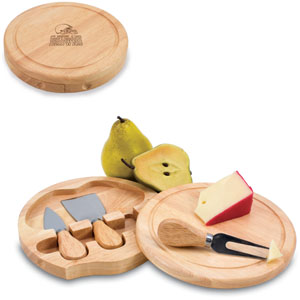 Picnic Time NFL Cleveland Browns Brie Board