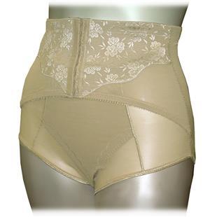 Vintage Look Waist Cincher Panties-Closeout