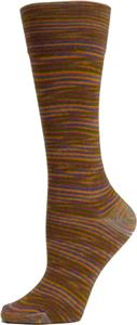 E. G. Smith Womens Space Dyed Socklings