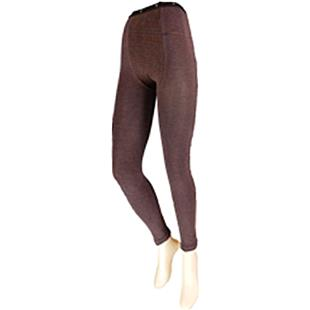 E. G. Smith Womens Space Dyed Footless Tights
