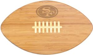 Picnic Time San Francisco 49ers Cutting Board