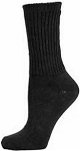 E. G. Smith Womens Organic Slouch Crew Socks