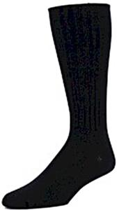 E. G. Smith Mens Organic Rib Crew Socks