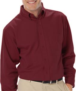 Blue Generation Men's LS Poplin Shirt