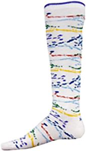 Nouvella Womens Splatter Knee High Socks