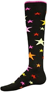 Nouvella Womens Stars Knee High Socks