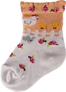 Nouvella Chicks N Ducks Baby Socks