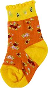 Nouvella Rosebud Baby Socks