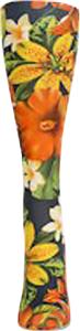 Nouvella Tropical Flowers Snapshot Trouser Socks