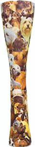 Nouvella Womens Doggie Snapshot Trouser Socks