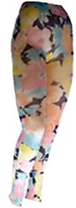 Nouvella Womens Georgia Sublimated Footless Tights