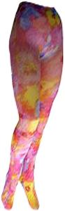Nouvella Womens Candy Tuff Sublimated Tights