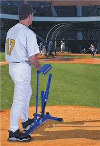 Louisville Slugger Blue Flame Pitching Machine