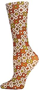 Nouvella Green Target Sublimated Trouser Socks