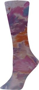 Nouvella Floral Explosion Sublimated Trouser Socks
