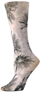 Nouvella Women Sunflowers Sublimated Trouser Socks