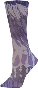 Nouvella Womens Drizzle Sublimated Trouser Socks