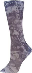 Nouvella Grey Gator Sublimated Trouser Socks