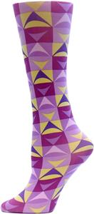 Nouvella Kaleidoscope Sublimated Trouser Socks